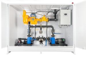 Diesel Storage Tank Fill System